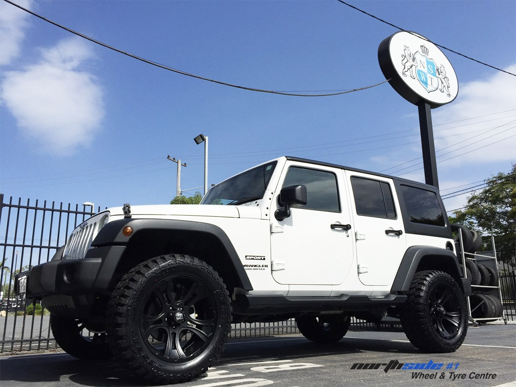 Northside #1 Wheels & Tyre Center | 4x4
