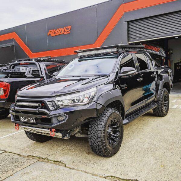 Rhino4x4 Revolution bull bars | Northside Auto Center | Wheels & Tyre Center