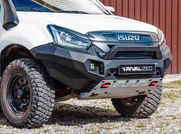 Rival Drivetech 4x4 bull bars   Northside Auto Center   Wheels & Tyre Center