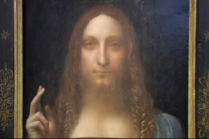 It's Called Salvator Mundi – Savior of the World – $100M!