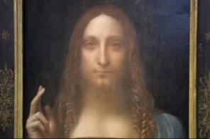 It's Called Salvator Mundi – Savior of the World – $100M!
