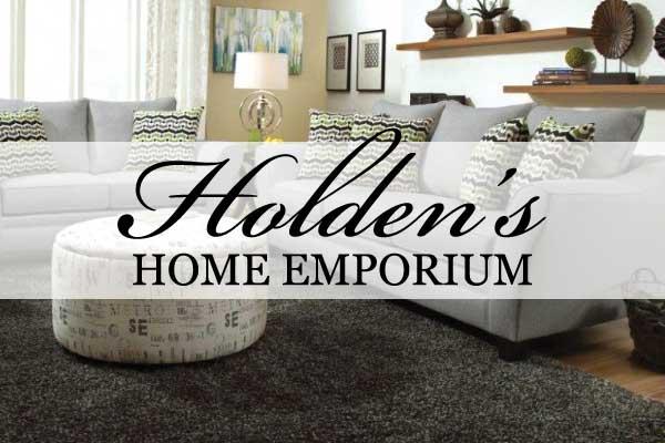 holdens home emporium badge and logo