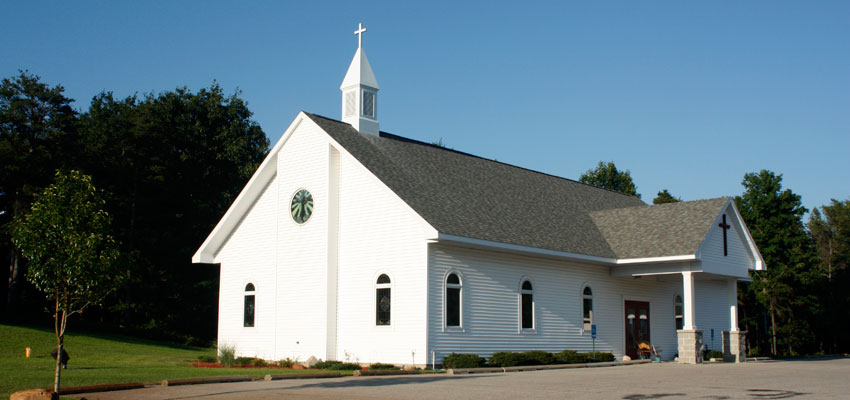 lighthouse lutheran church pentwater
