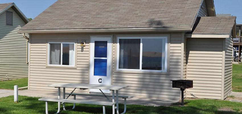silver sands silver lake cottage rental