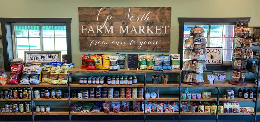 up north farm market pentwater