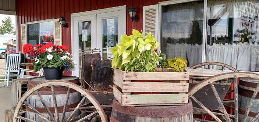 woodland farm market