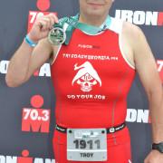 My First Half Ironman Experience - TriCoachGeorgia