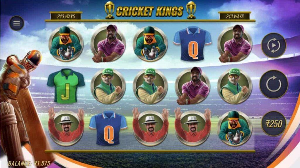 slot raja kriket
