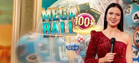 Promosi Mega Ball