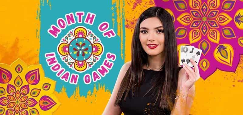 Bulan 10CRIC Indian Games