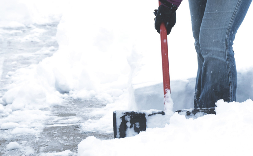 Five Ways to Amp Up Sidewalk Safety This Winter