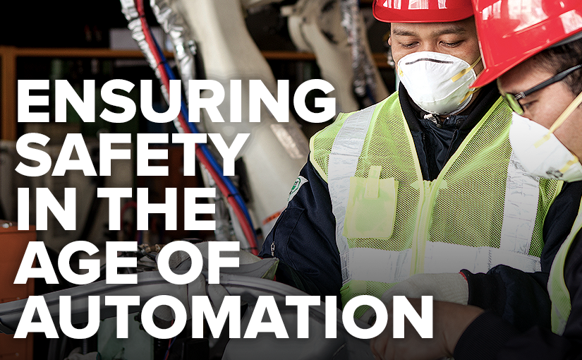 U.S. Standard Products safety in the age of automation