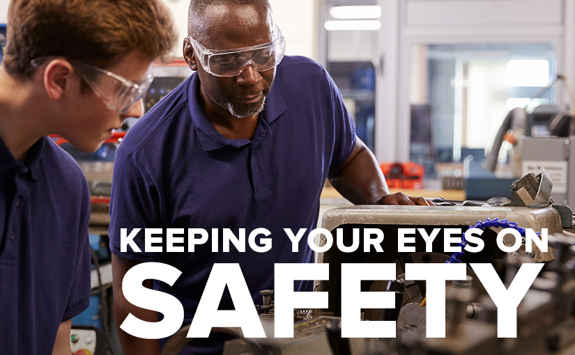 Keeping your eyes on safety with U.S. Standard Products