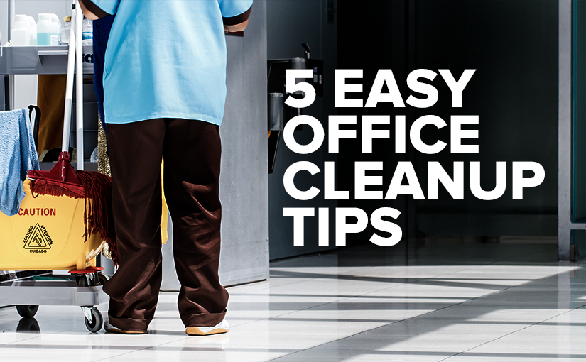5 Tips for Creating Your Own Office Cleaning Procedures