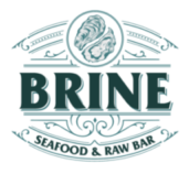 Brine Seafood & Raw Bar Logo