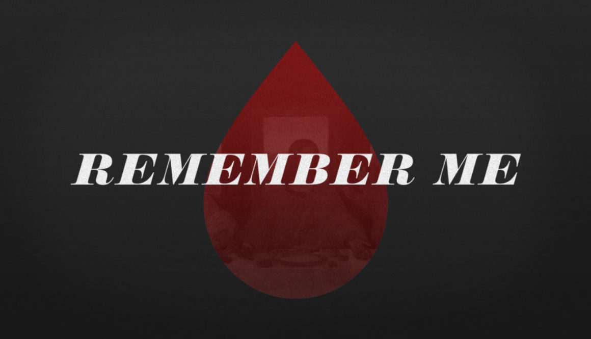 Remember Me Banner
