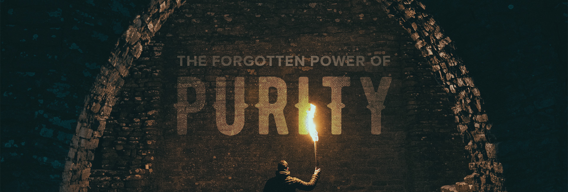 The Forgotten Power of Purity