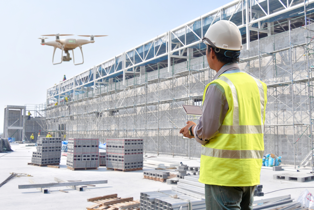 How Cutting-Edge TVS Design Helps Drive the Ever-Growing Applications of Commercial Drones