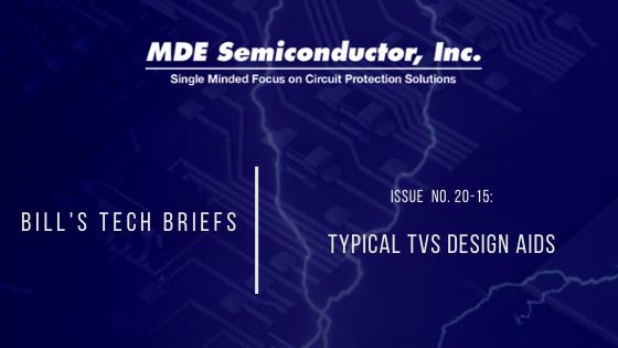 Typical TVS Design Aids