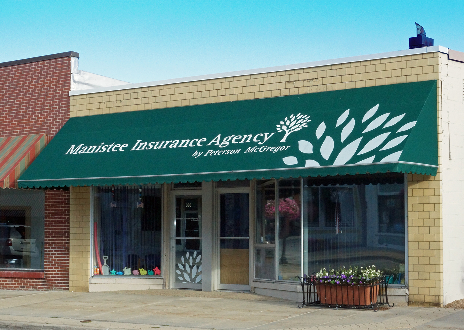 Photo of Manistee office - Peterson McGregor Insurance