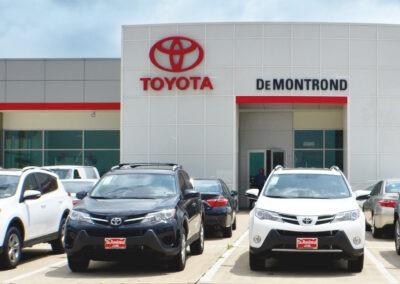 DeMontrond Toyota