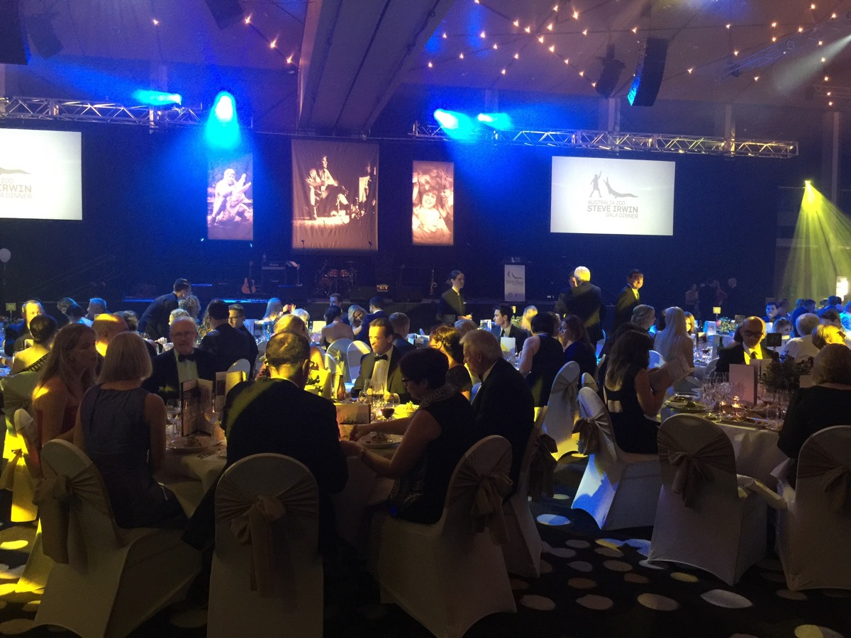 Minnik Chartered Accountants - Australia Zoo - Auctions Entertainment and Fundraising