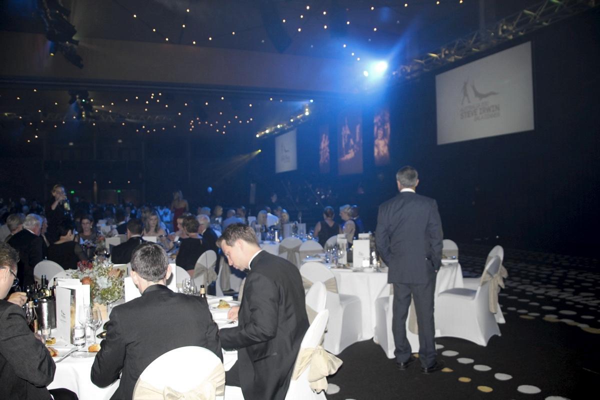 Minnik Chartered Accountants - Australia Zoo - The Dinner Hall