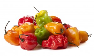 Spicy peppers like these can boost your calorie burn and aid your weight loss efforts.