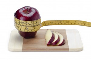 Apples are a nutritious and tasty food choice for weight loss.