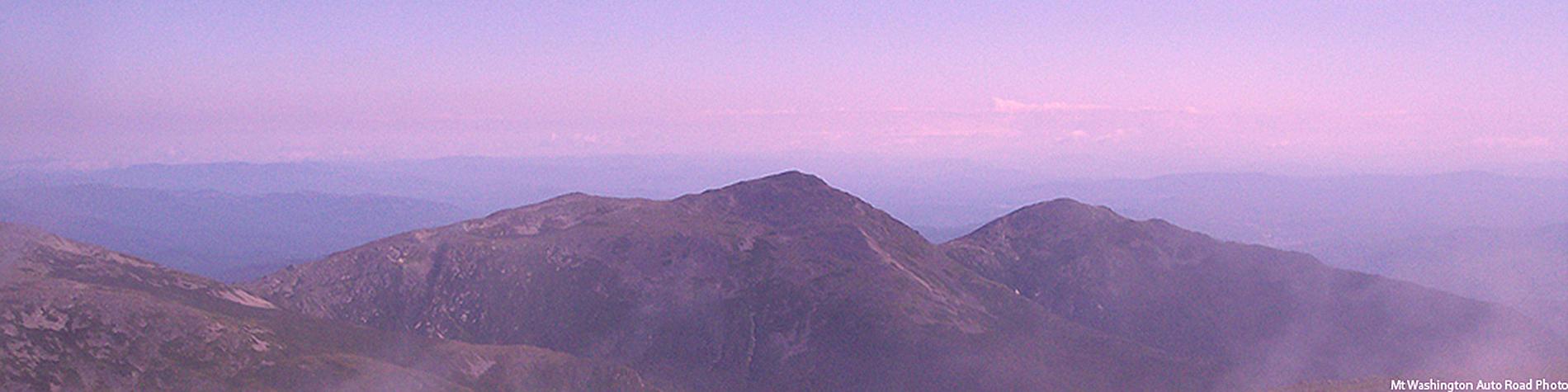 Mt Washington Auto Road Sunrise