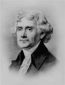 """Thomas Jefferson: """"Hemp is of first importance to commerce and the marine and therefore to the wealth and protection of the nation."""" (1791)"""