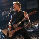 1-27-09 James Hetfield - Metallica  - Allstate Arena - Rosemont, IL