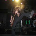 2-17-09 Ben Wells - Black Stone Cherry  - Durty Nellies- Palatine, IL