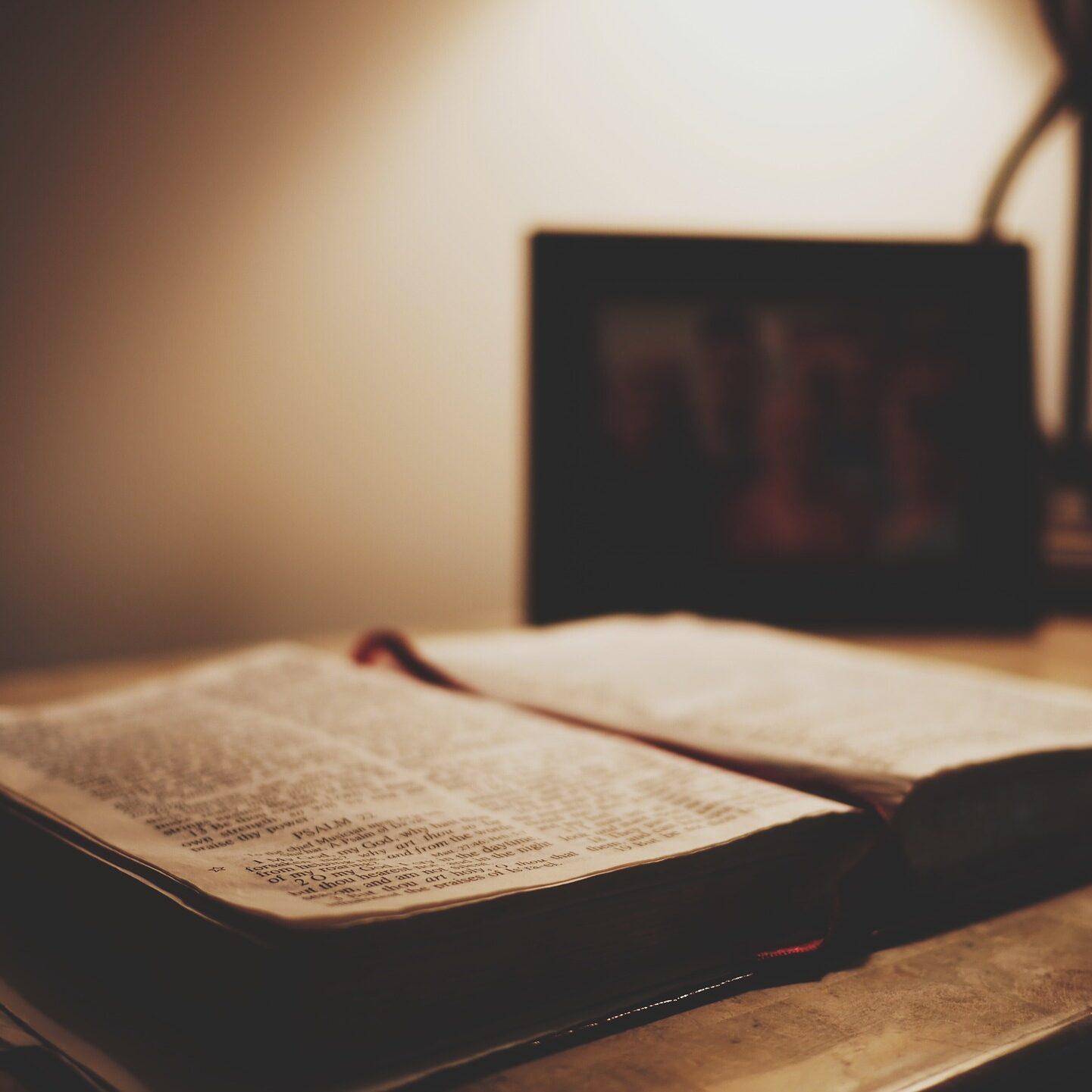 Johnson Lane Baptist Church Bible