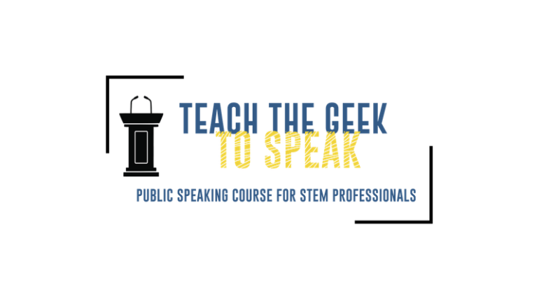 About Teach The Geek To Speak