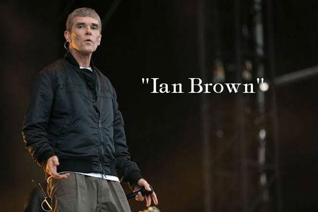 """Ripples"" อัลบั้มเดี่ยวชุดล่าสุดในรอบทศวรรษของ ""Ian Brown"""