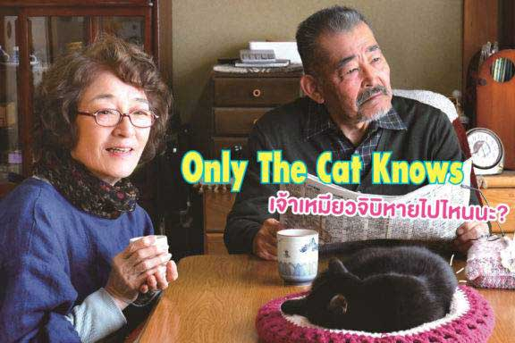ONLY THE CAT KNOWS