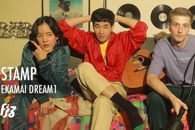 STAMP - EKAMAI DREAM1