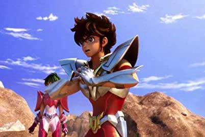 SAINT SEIYA : KNIGHTS OF THE ZODIAC