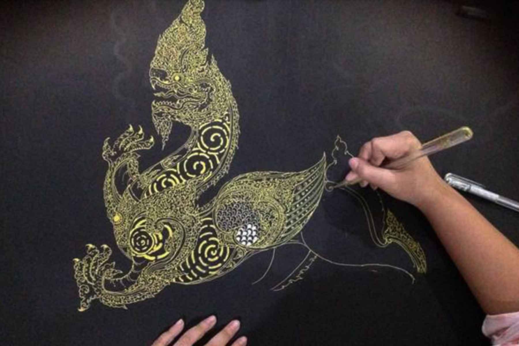 ศิลปะแบบไทย Ep.1