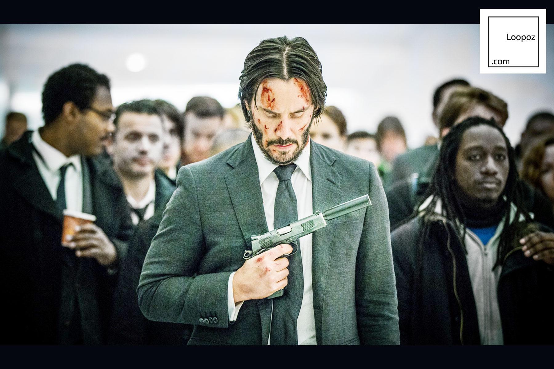 ปืนตำนานปืน จอห์นวิค รุ่นไหนที่กำลังดัง