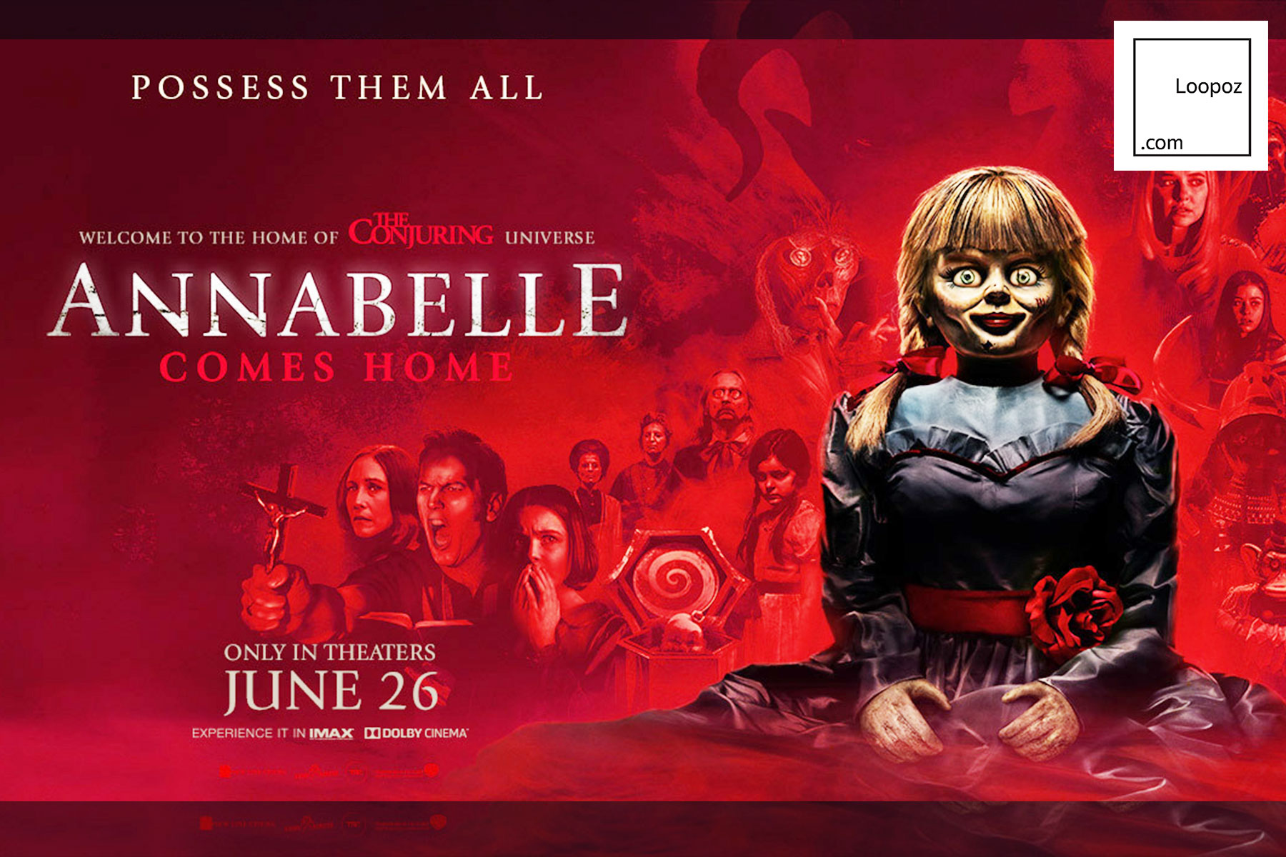 รีวิว 'Annabelle Comes Home' พาน้องกลับบ้าน