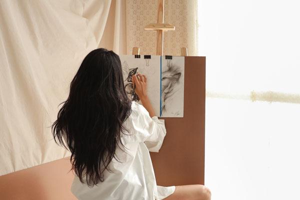 Art ได้ไม่อายใคร หัวใจคือ สร้าง Impress