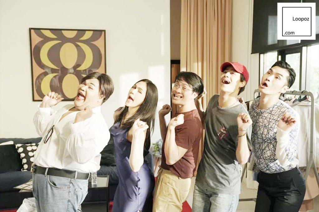 นักแสดง ตุ๊ดซี่ส์ & เดอะเฟค รวมทั้ง สาวชมพู่ - Loopoz