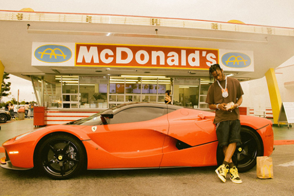 'Franchise' ของ Travis Scott ขึ้นอันดับ 1 ใน Billboard Hot 100 ข่าวดารา ข่าวบันเทิง บันเทิง ไลฟ์สไตล์ รีวิวหนัง หนังน่าดู TravisScott Franchise