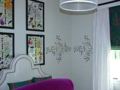 Contemporary Design in Kids room