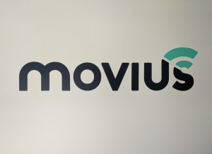 Signage for Movius