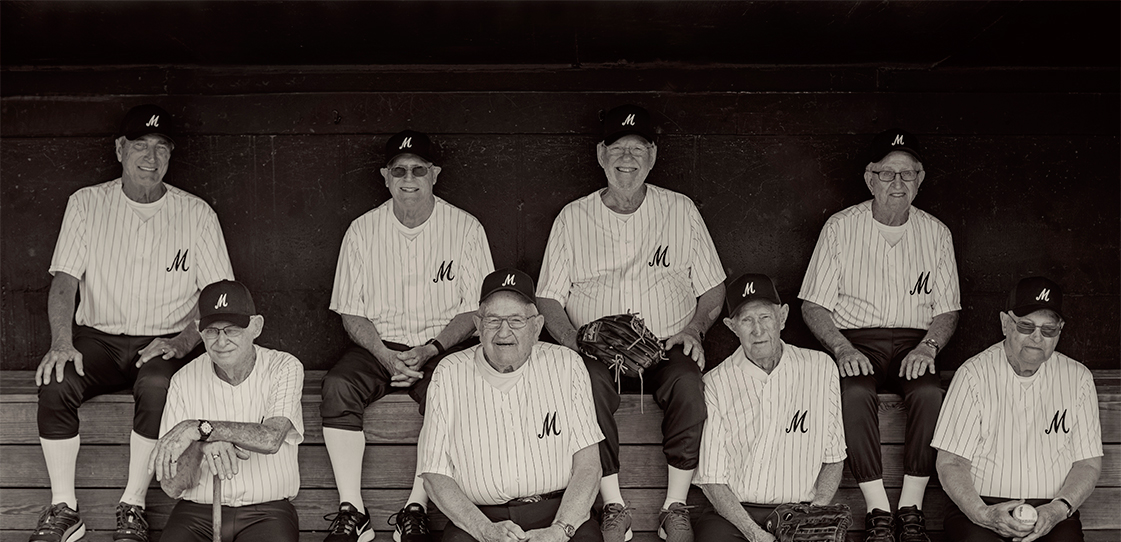 McCrite Senior Living Baseball Team