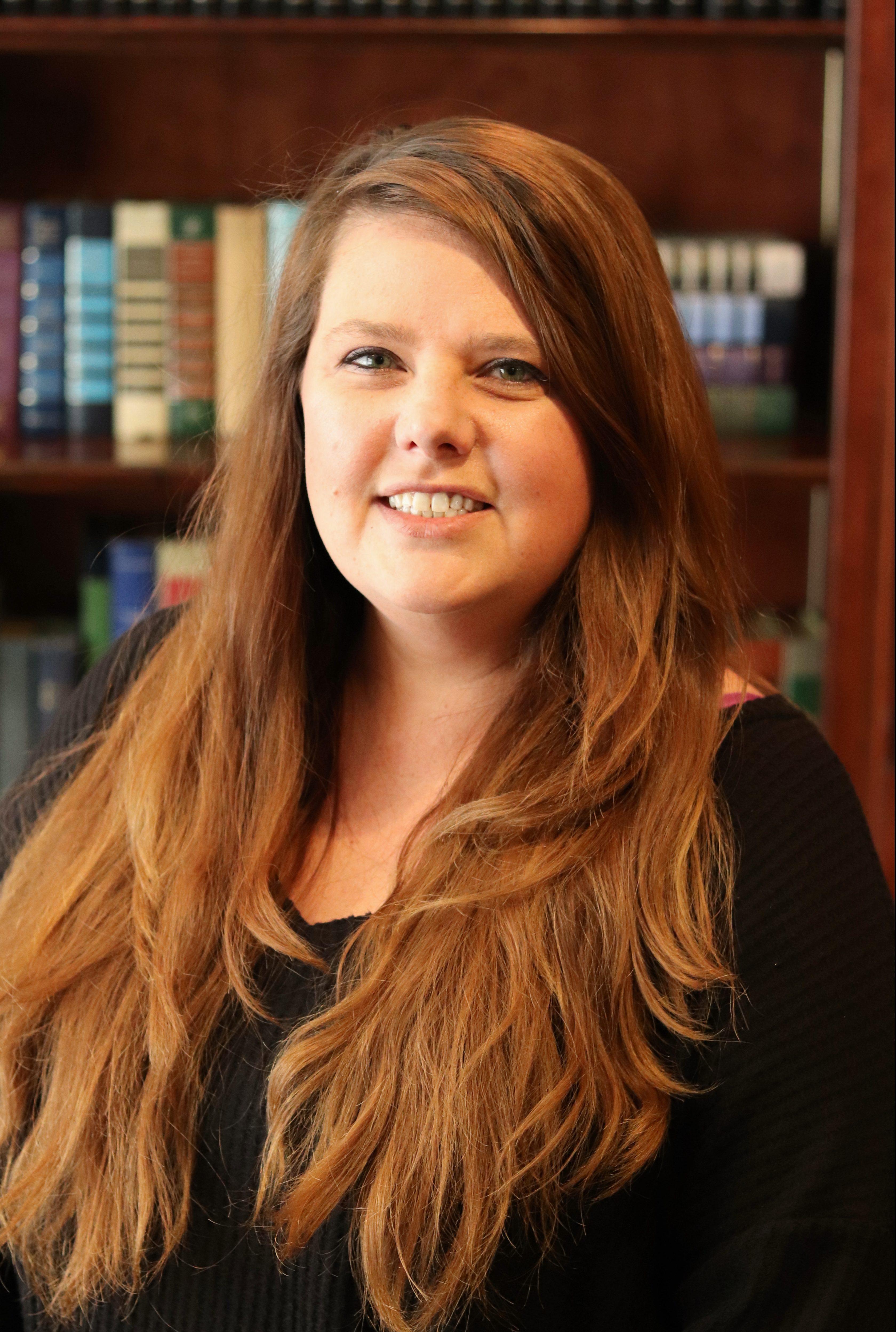 Admissions Coordinator<br>Jennifer Kaberline