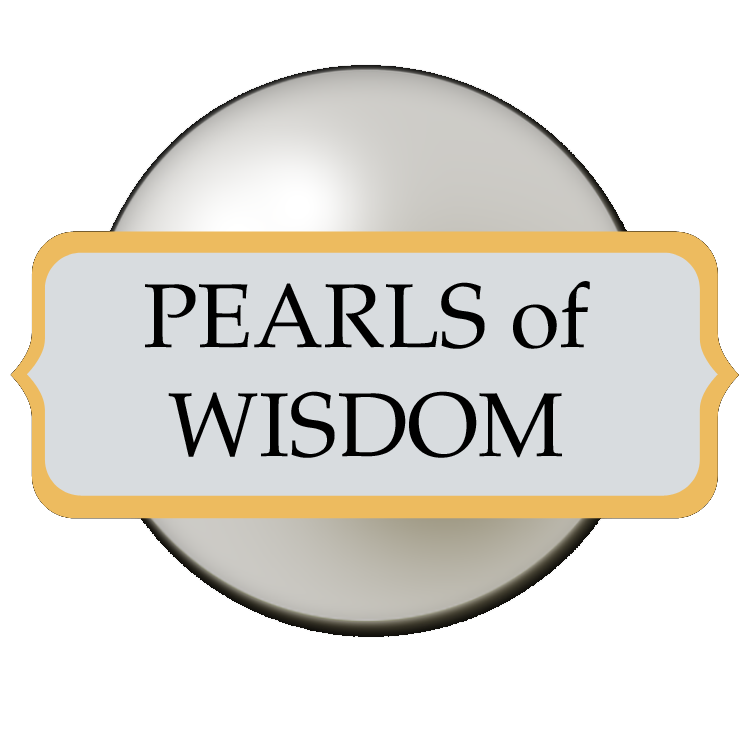 Pearls of Wisdom, Inc